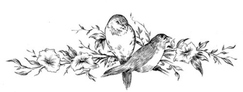 birds-on-brancch-with-floweeeeeeers